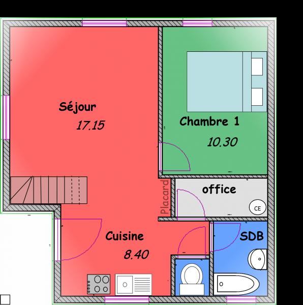 chalets tage 54 chalets tage biokit habitat. Black Bedroom Furniture Sets. Home Design Ideas
